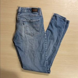 Levi's 535 Leggings Women's Jeans